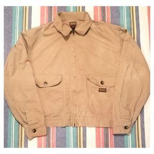 Vtg. Dickies 1970's Workwear Jacket- Large